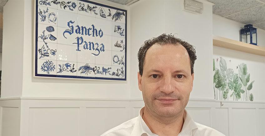 La nueva vida del Sancho Panza