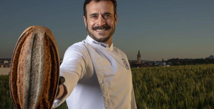 Domi Vélez podría convertirse el 26 de octubre en el mejor panadero del mundo