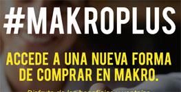 Pincha aquí para saber más sobre #Makroplus
